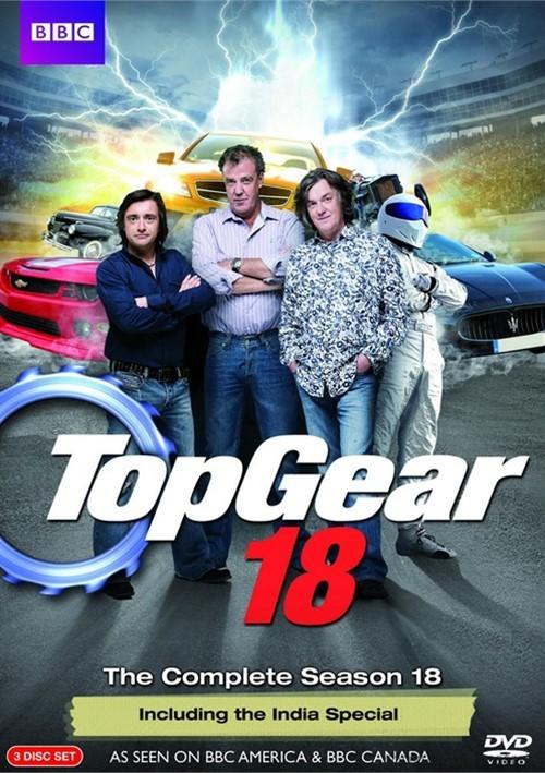 Top Gear 18: The Complete Season 18 Movie