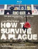 How To Survive A Plague Blu-ray