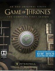 Game of Thrones: The Complete First Season (Steelbook + Blu-ray + Digital Copy) Blu-ray