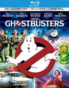 Ghostbusters (4K Ultra HD + Blu-ray + UltraViolet) Blu-ray