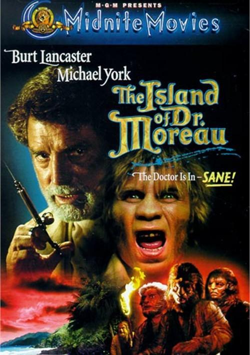 Island Of Dr. Moreau, The Movie