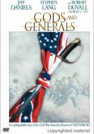 Gods And Generals Movie
