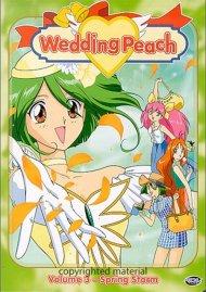 Wedding Peach: Volume 3 - Spring Storm Movie