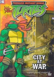 Teenage Mutant Ninja Turtles: City At War Movie