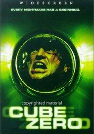 Cube Zero Movie