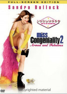 Miss Congeniality 2 (With Soundtrack CD) (Fullscreen) Movie