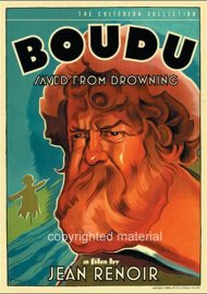Boudu Saved From Drowning: The Criterion Collection Movie