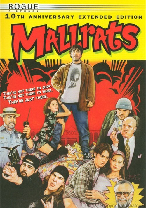Mallrats 10th Anniversary Extended Edition Movie