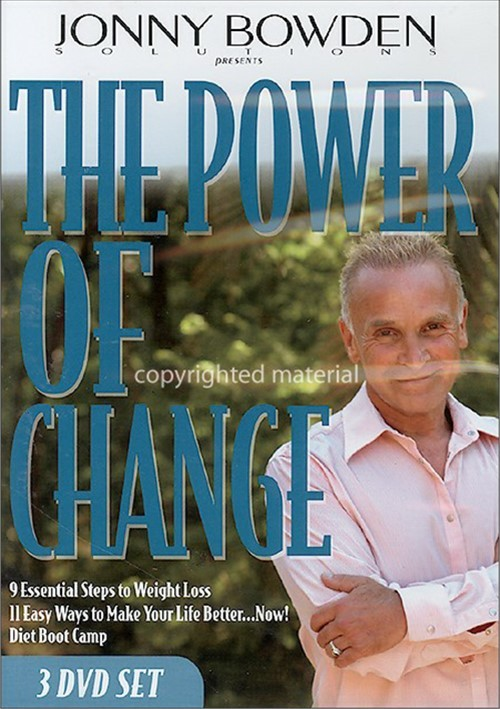 Jonny Bowden Solutions: The Power Of Change Movie
