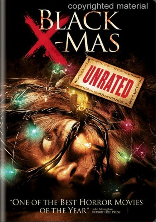 Black X-Mas: Unrated Movie