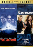 Last Castle, The / The Peacemaker (Double Feature) Movie