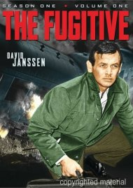 Fugitive, The: Season One - Volume One Movie