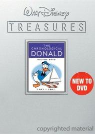 Chronological Donald, Volume Four: Walt Disney Treasures Limited Edition Tin Movie