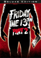 Friday The 13th: Part 2 - Deluxe Edition Movie