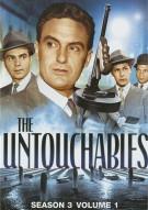 Untouchables, The: Season 3 - Volume 1 Movie