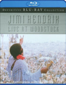 Jimi Hendrix: Live At Woodstock Blu-ray