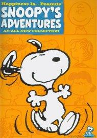 Happiness Is... Peanuts: Snoopys Adventures Movie