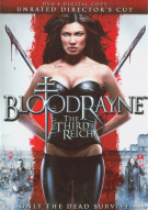 BloodRayne: The Third Reich - Directors Cut (Unrated) With Digital Copy Movie
