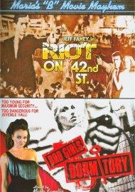 Marias B-Movie Mayhem: Riot on 42nd St. / Bad Girls Dormitory Movie