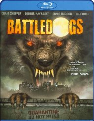 Battledogs Blu-ray