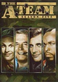 A-Team, The: Season Five (Repackage) Movie