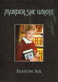 Murder, She Wrote: The Complete Sixth Season (Repackage) Movie