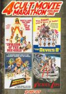 Cult Movie Marathon: Volume One Movie