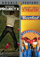 Project X / Beerfest (Double Feature) (DVD + UltraViolet) Movie