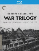 Roberto Rossellinis War Trilogy: The Criterion Collection Blu-ray