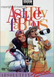Absolutely Fabulous: Absolutely Special Movie