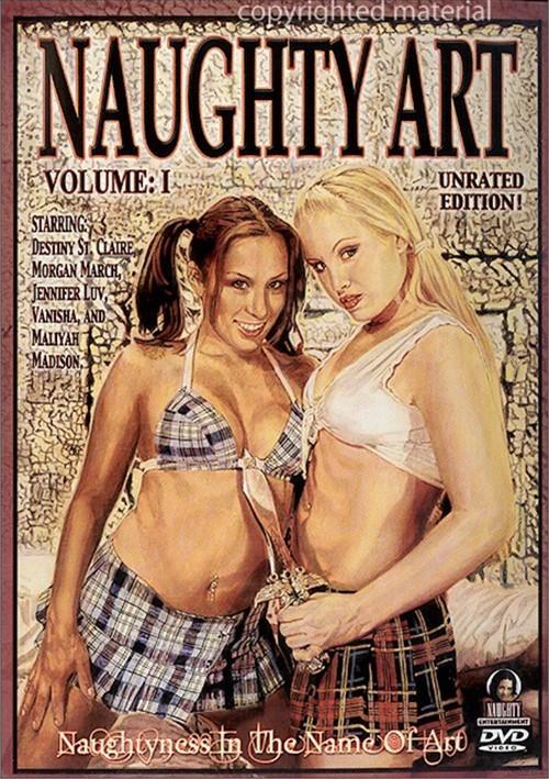 Naughty Art: Volume 1 - Unrated Movie