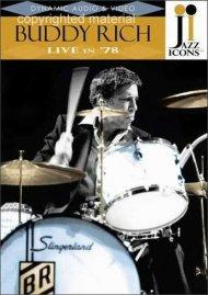 Jazz Icons: Buddy Rich Movie