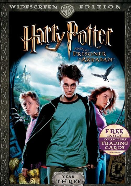Harry Potter And The Prisoner Of Azkaban (Widescreen) Movie