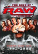 WWE: Best Of Raw - 15th Anniversary Movie