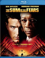 Sum Of All Fears, The Blu-ray