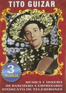 Tito Guizar: 3 Peliculas Movie