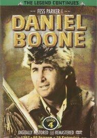Daniel Boone: Season 4 Movie