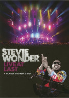 Stevie Wonder: Live At Last Movie