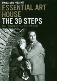 39 Steps, The: Essential Art House Movie