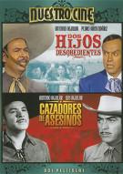 Dos Hijos Desobedientes / Cazadores De Asesinos (Double Feature) Movie