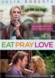 Eat Pray Love: Directors Cut & Original Theatrical Version Movie
