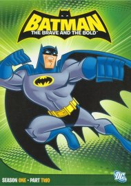 Batman: The Brave And The Bold - Season One, Part Two Movie