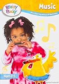 Brainy Baby: Music - Deluxe Edition Movie