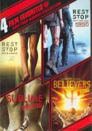 4 Film Favorites: Raw Feed Horror Movie
