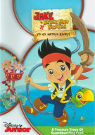 Jake And The Never Land Pirates: Yo Ho, Mateys Away! Movie