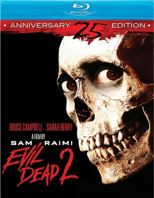 Evil Dead 2: 25th Anniversary Edition Blu-ray