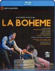 Giacomo Puccini: La Boheme Blu-ray