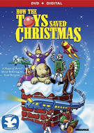 How The Toys Saved Christmas Movie