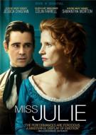Miss Julie (DVD + UltraViolet) Movie