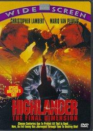 Highlander 3: The Final Dimension Movie